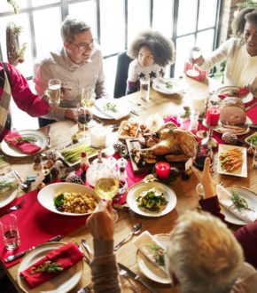 Thanksgiving Table Talk: Graces, Jokes and Holiday Trivia