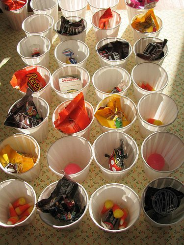 Repurposing Your Leftover Halloween Candy by Brendy Ponnay for Alphamom.com
