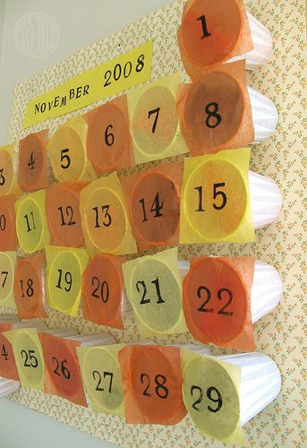 Repurposing Your Leftover Halloween Candy (November candy calendar) by Brendy Ponnay for Alphamom.com