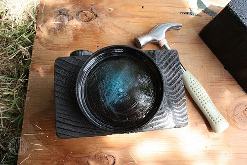 big ol' lens
