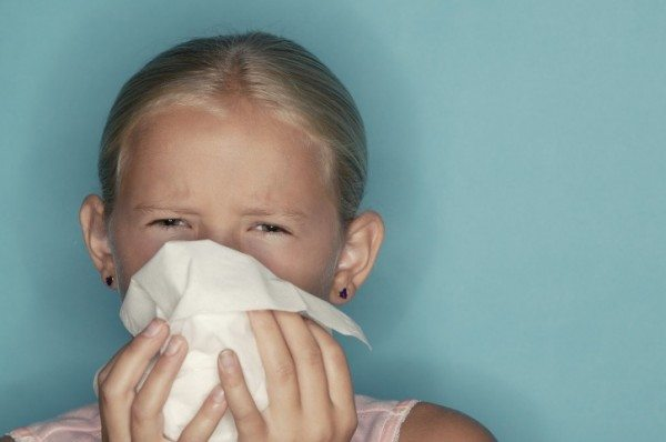 How to tell the difference between an allergy or cold