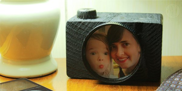 Father's Day Craft: The Daddy Cam!