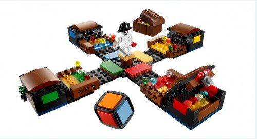 Product Launch: Lego Games