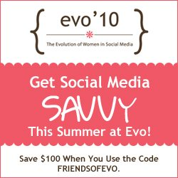 Evo Conference-Social Media Conference for Women-Pink