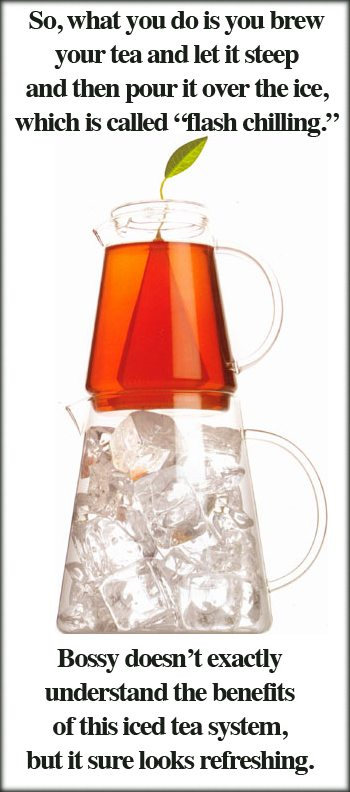 Tea Forte Over Ice Pitcher System