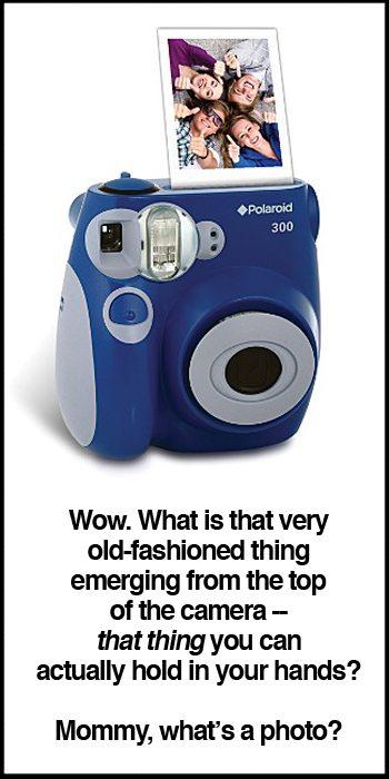 Polaroid Instant Camera