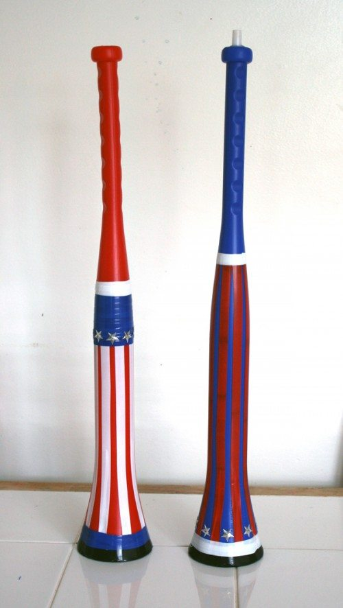 How to Make a Vuvuzela