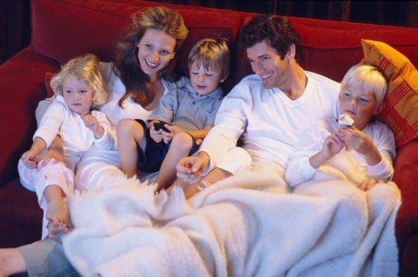 6 Rules For Family Night