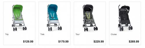 Mamas & Papas Lightweight Strollers