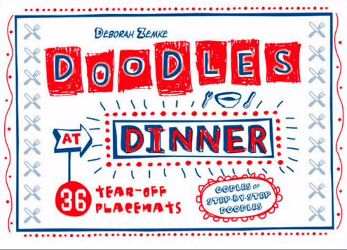 Doodles for Lunch, Dinner and any other time.