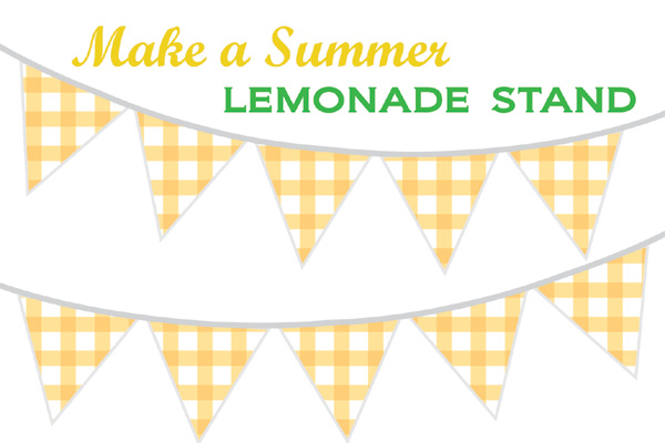 Open the Cutest Lemonade Stand on the Block!
