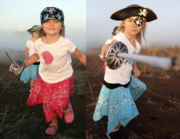 Talk Like a Pirate Day Craft