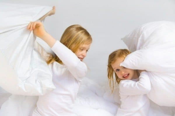 When Should My Toddler Sleep With a Pillow?