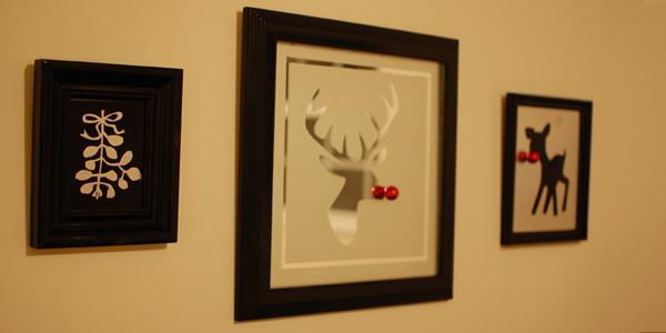 Christmas Craft: Deck the Walls!