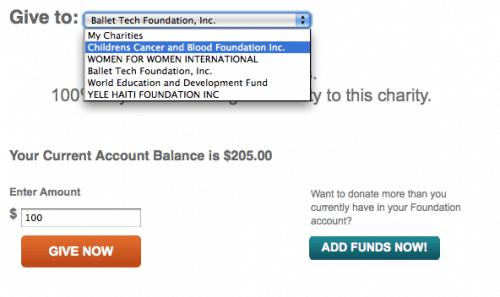 Give Back Foundation
