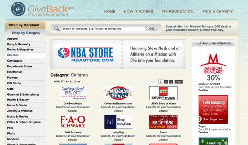GiveBack.org