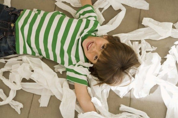I Never Knew I'd  Have So Much to Say About Toilet Paper, Then I Had Kids