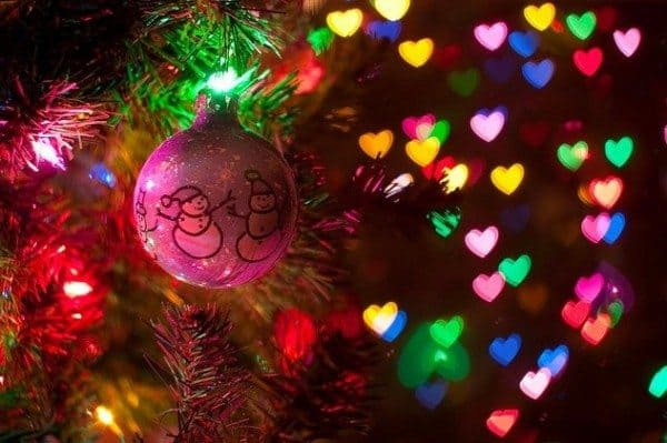 """Family Traditions: The """"Pink"""" Christmas Tree"""