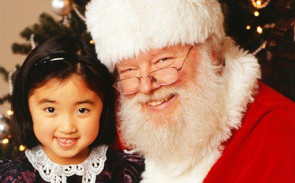To Santa or Not Santa