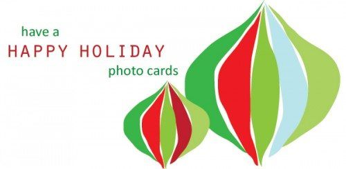 Free Holiday Photo Card