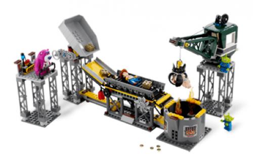 Lego Trash Compactor
