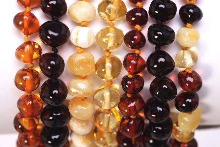 Amber Teething Necklaces: Helpful or Hype?