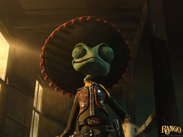 RANGO coming to theaters today (Sponsored)