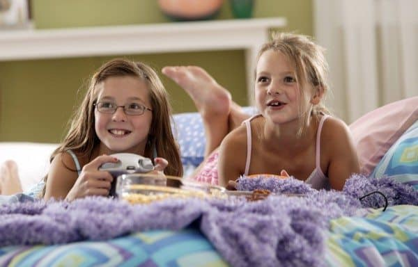 How to Host Your Child's First Sleepover