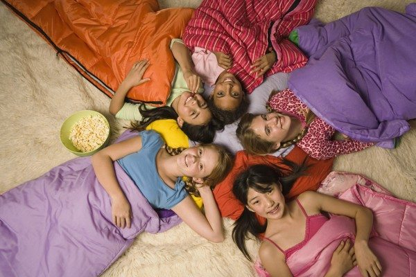 How To Handle Your Child's First Sleepover