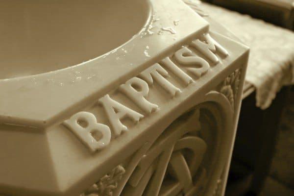 Baptism Drama