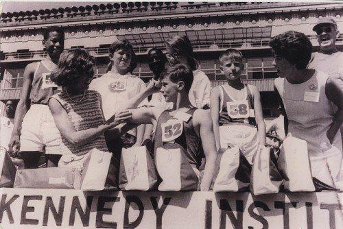 Special Olympics Eunice Kennedy Shriver
