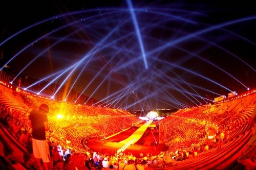 Special Olympics Opening Ceremonies Athens 2011