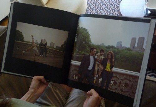 Family Photo Album Blurb