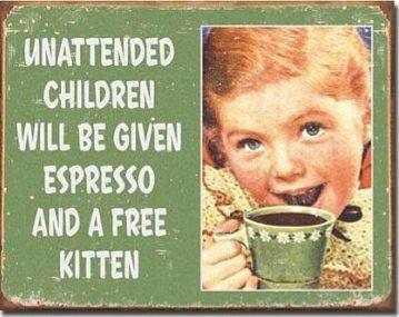 No Children Allowed?