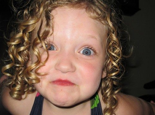 Hair Care 101 For Curly Haired Tots Alpha Mom