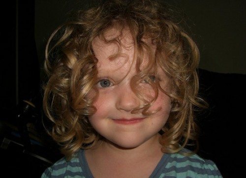 Hair Care 101 for Curly-Haired Tots