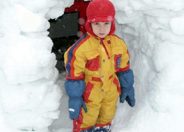 Cold-Weather Dressing For Kids