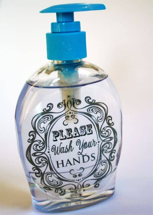 Craft To Get Kids To Wash Thier Hands Alpha Mom