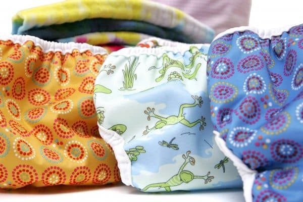 Second-Hand Cloth Diapers