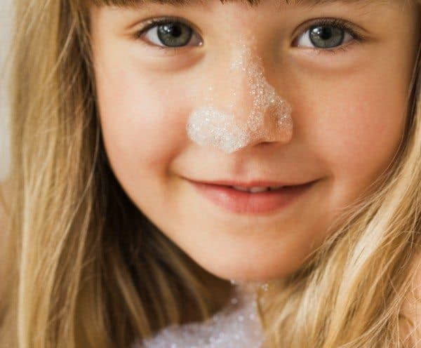 Haircare Products for Preschoolers