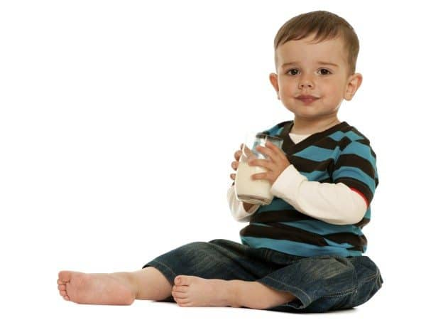 Toddler Formulas vs. Milk