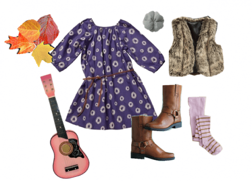 Autumn Outfit for a girl