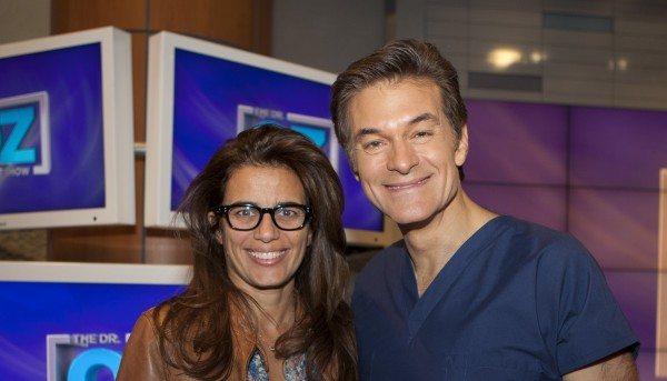 Dr. Oz & Isabel Kallman