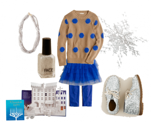 Hanukkah Clothes for Girls