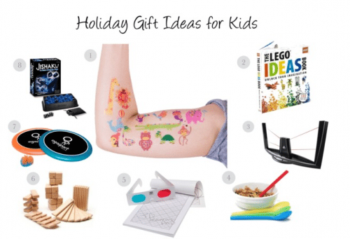There's Still Time: Holiday Gift Ideas for Kids