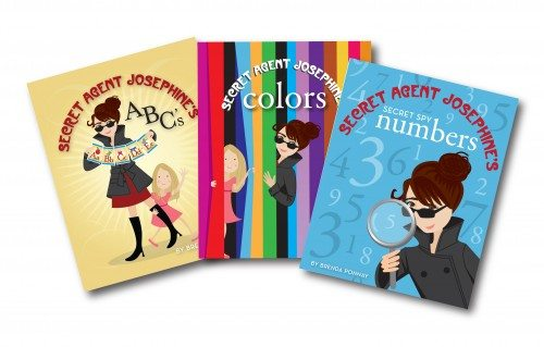 Secret Agent Josephine's Children's Books
