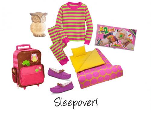 Girl's Sleepover