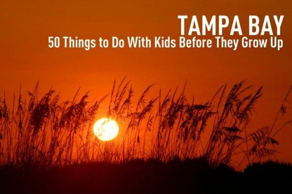 Tampa Bay: 50 Things to Do with Your Kids Before They Grow Up