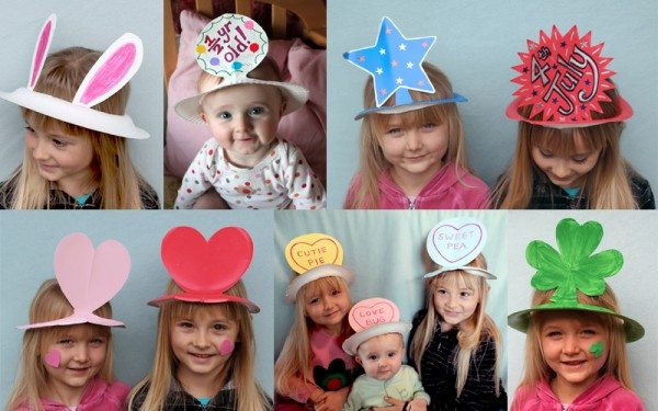DIY Holiday Hats For Every Occasion