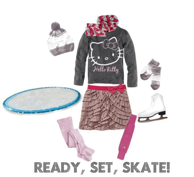 Ready, Set, Skate!